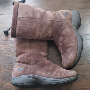Merrell Primo Chill Massif Brown Boots Size 7